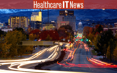 Idaho HIE reduces duplication rate to less than 1% with MPI tech